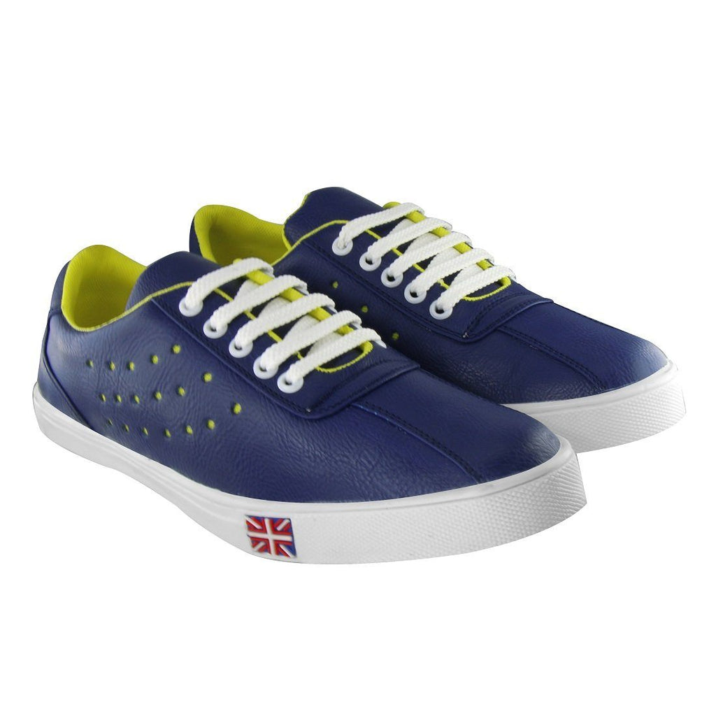 Blinder Blue Casual Sneakers Shoes For Men