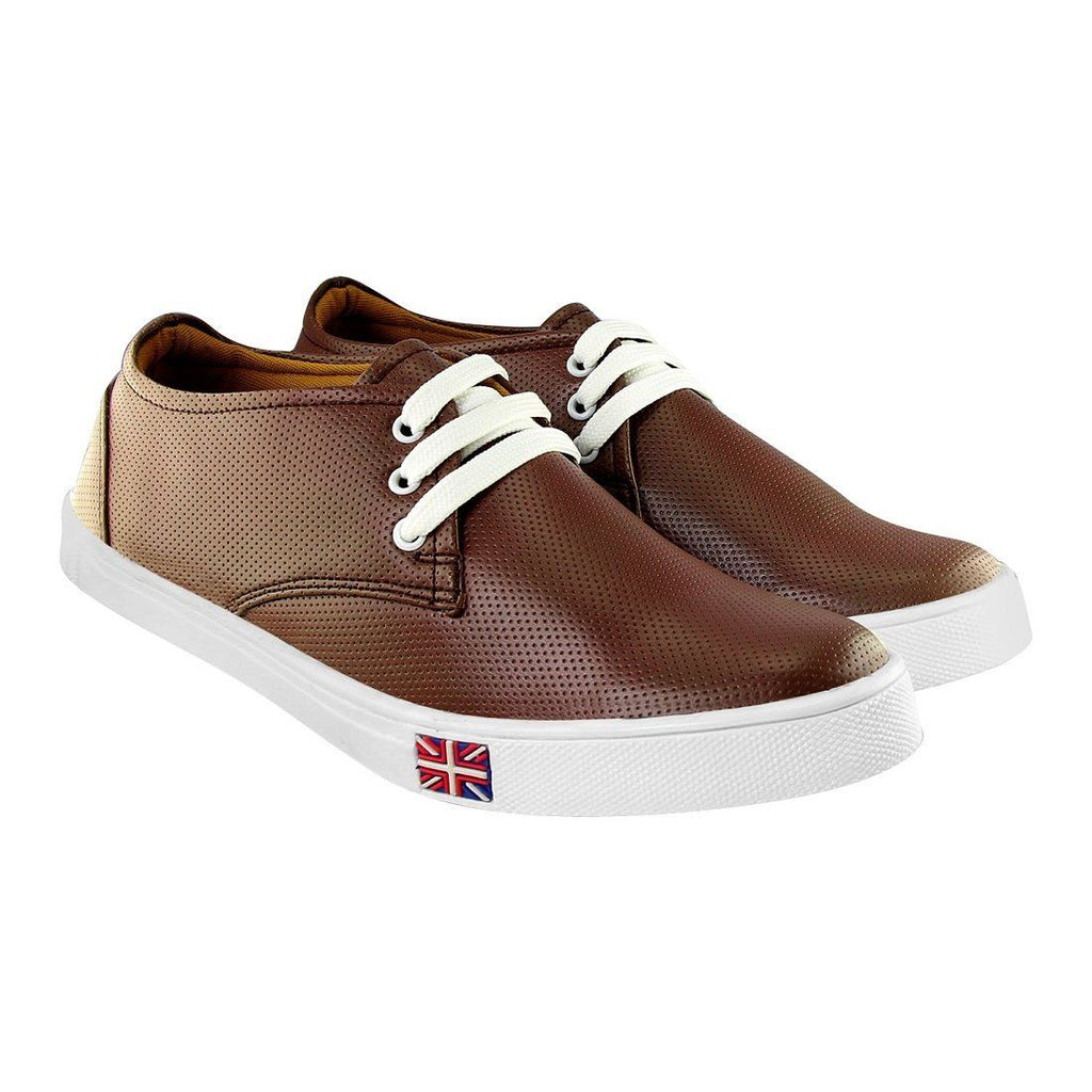 Blinder Brown Casual Sneakers Shoes For Men