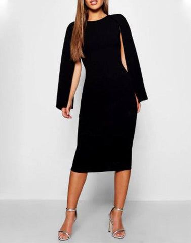 Queen Bee Black Dress