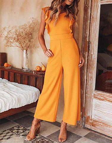 Sunset In The Sky Jumpsuit