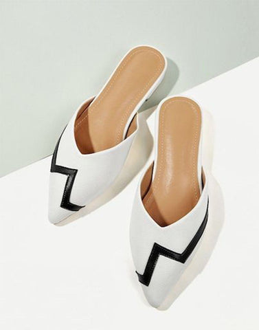 Singular Symmetry White Mules