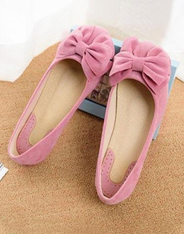 Funky Bows Pink Ballerina