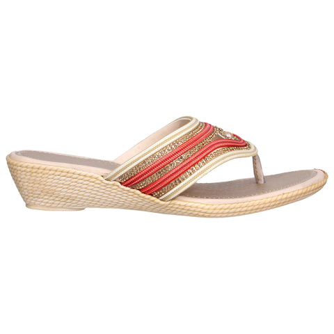 Lency Stylish attractive flats sandals casual women wear