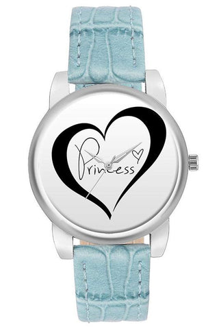 Princess Essence Silver Watch