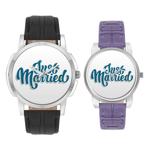 Wrist Watch India |  Kiss Me  Couple Watch  Online India