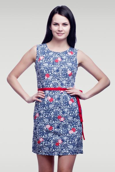 Bloom Sheath Dress
