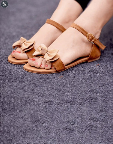 Bow Brown Flat