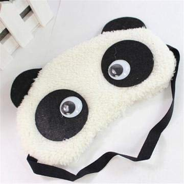 Eitheo Rolling Eyes Panda Eye Mask