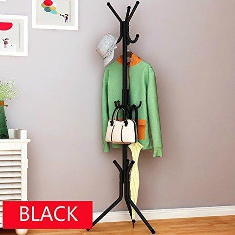 Eitheo Coat Rack Stand(Black)