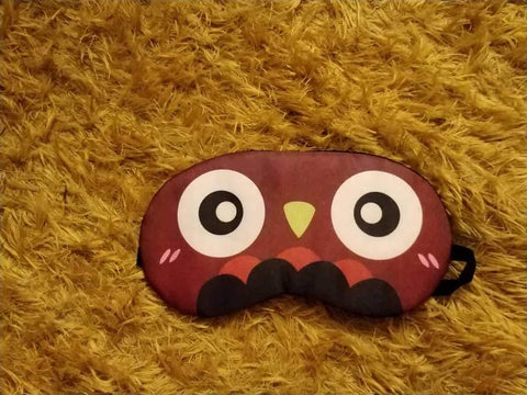 Eitheo Owl Sleep Mask