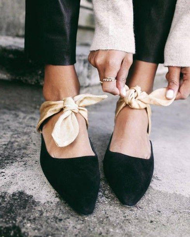 Glimmer Bow Flats