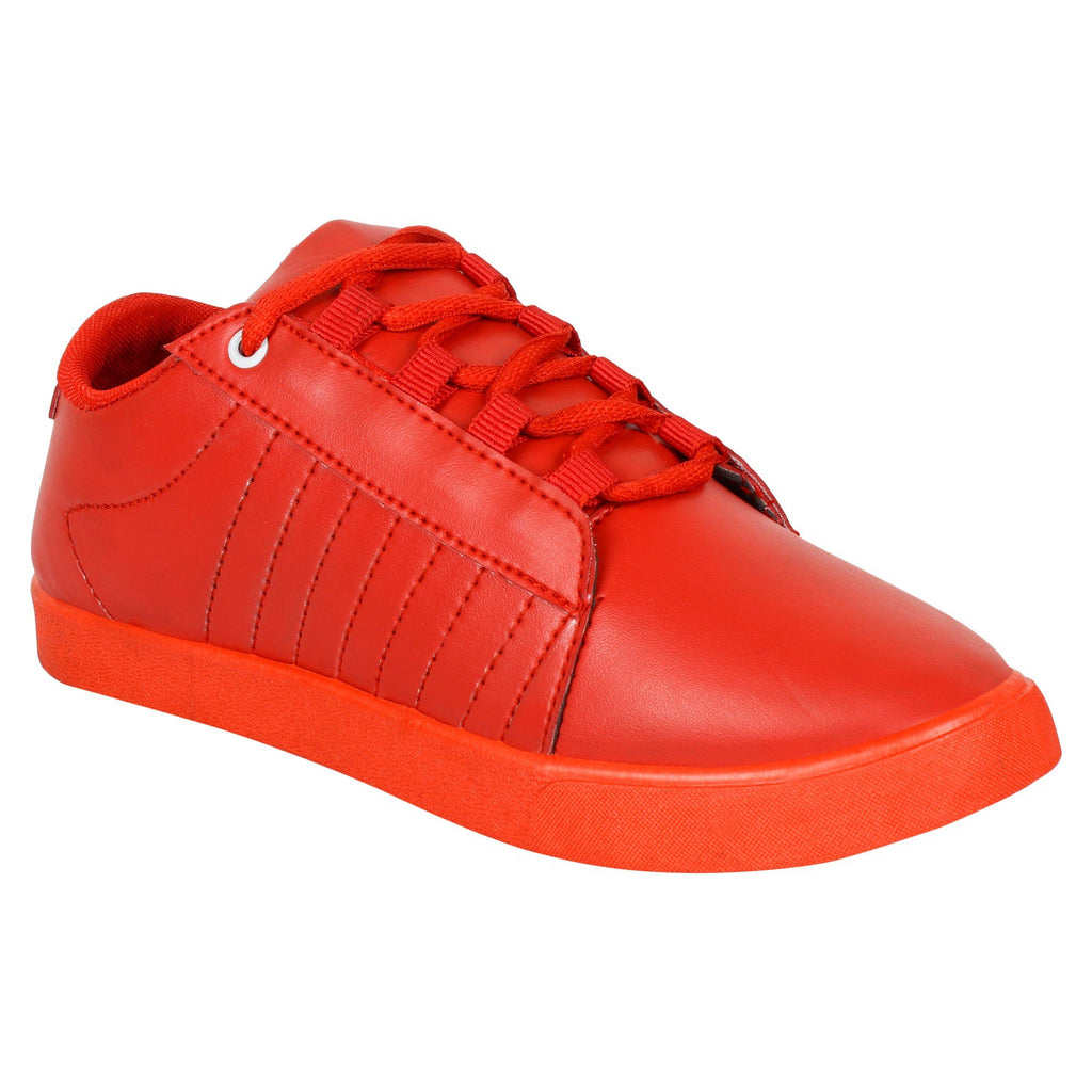 Bersache Men/Boys Red Casual Sneakers Shoes