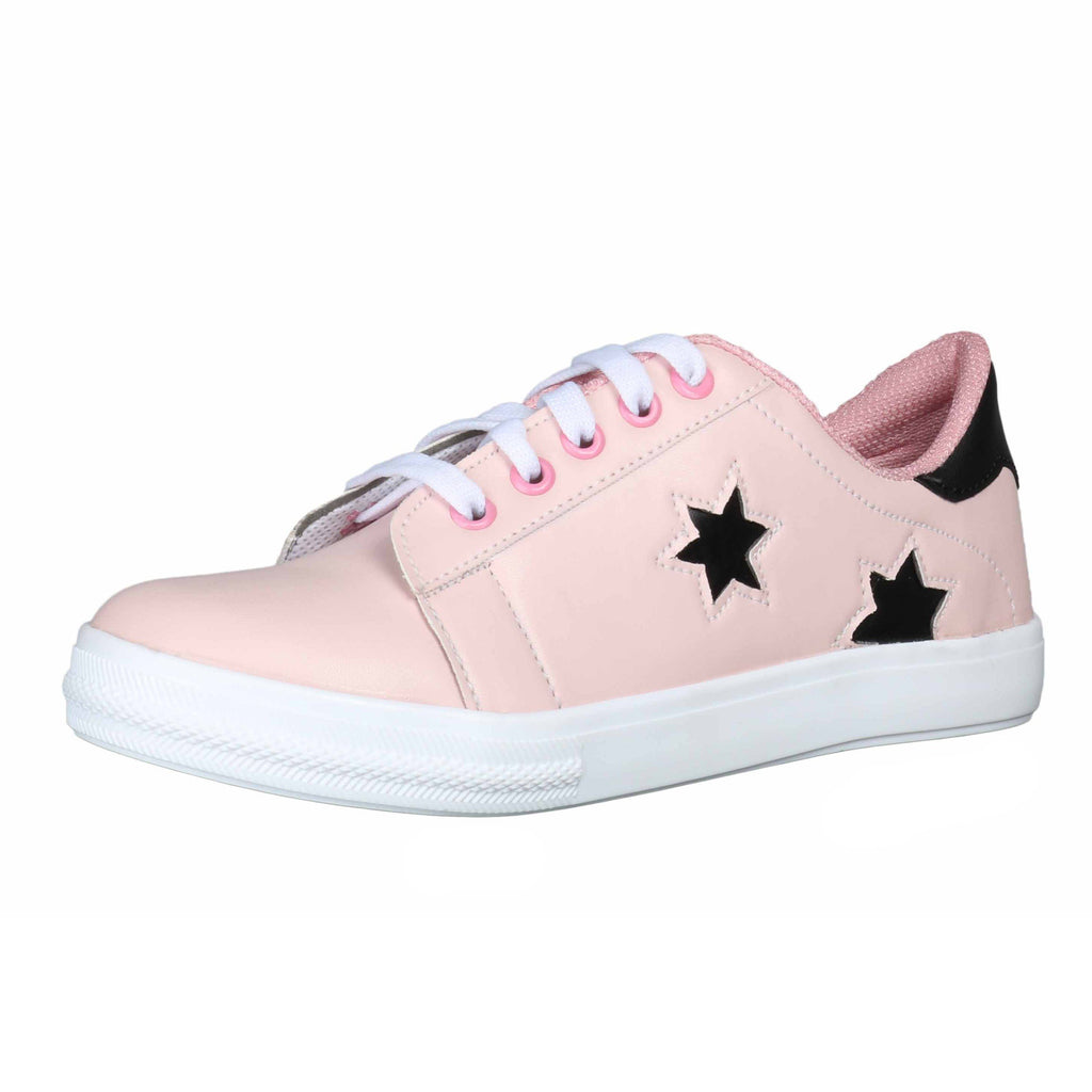 1 WALK Jogging Shoes For Women -Designer Sneakers/Sports Shoes/Light Weight Sole/Slip on comfortable