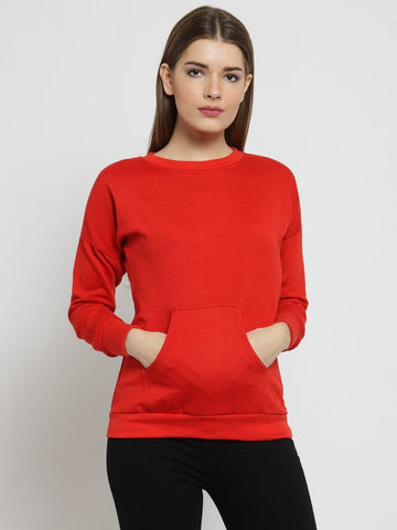 Belle Fille Roaring Red Sweatshirts