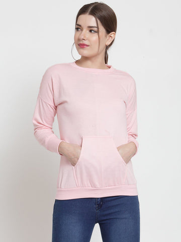 Belle Fille Pink Fashionista Sweatshirts