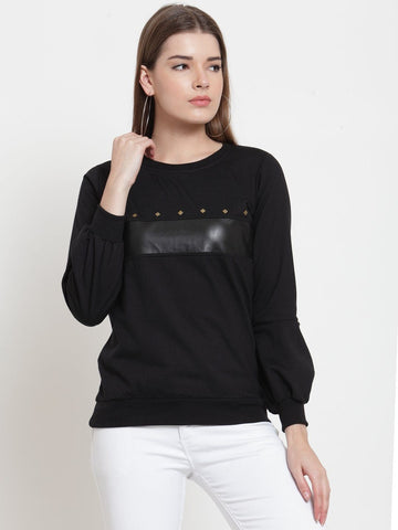 Belle Fille Black Me Up Sweatshirts