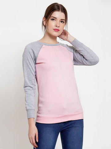 Belle Fille Pink Team Sweatshirts