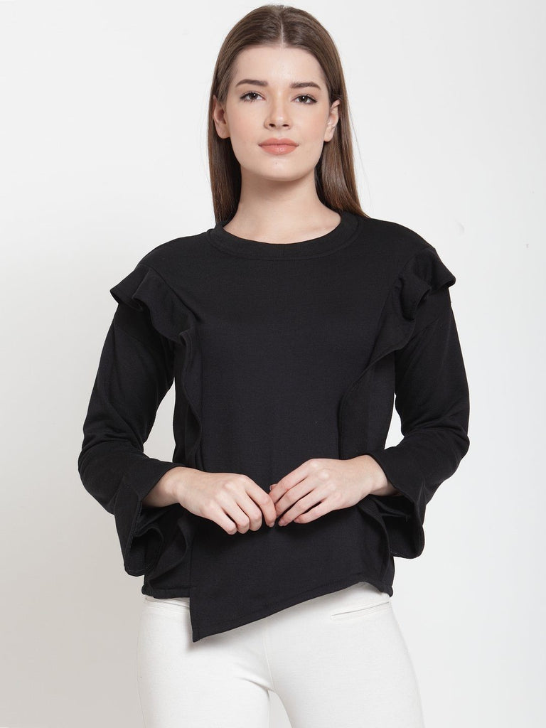 Belle Fille Black Babes Sweatshirt