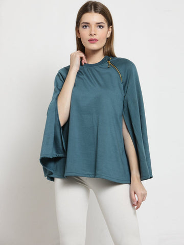 Belle Fille Tantalizing Teal Sweatshirts