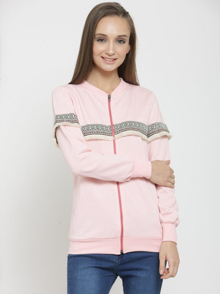 Belle Fille Pure Pink Sweatshirts