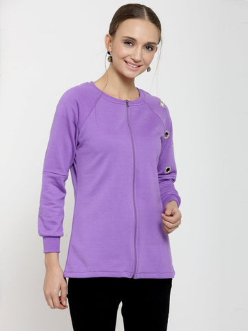 Belle Fille Very Violet Sweatshirts