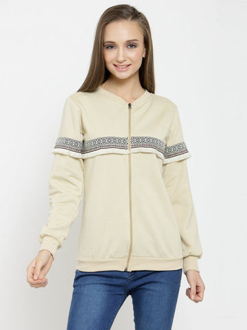 Belle Fille Being Beige Sweatshirts