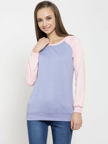 Belle Fille Blue Beauty Sweatshirts