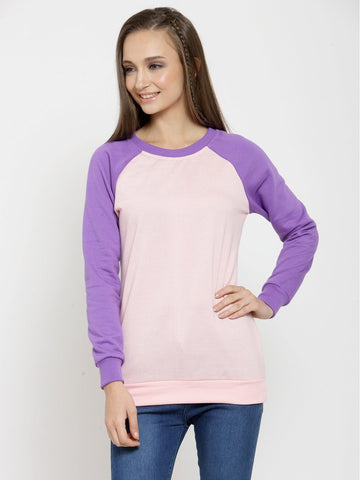 Belle Fille Love Pink Sweatshirts