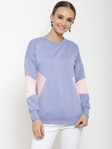 Belle Fille Blue Bodice Sweatshirts