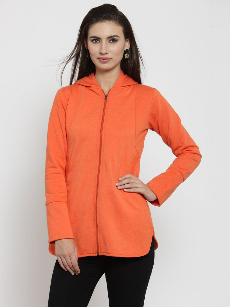 Belle Fille Orange Babe Sweatshirts
