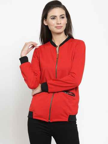 Belle Fille Ravishing Red Sweatshirts