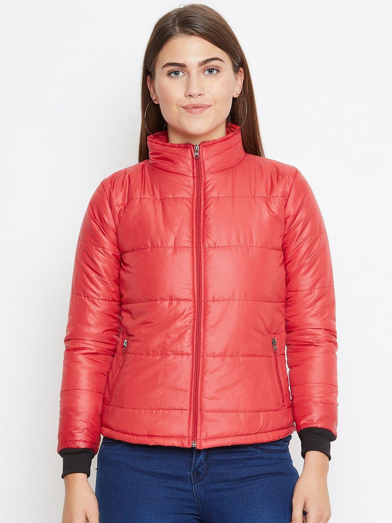 Belle Fille Full-length Red Jacket