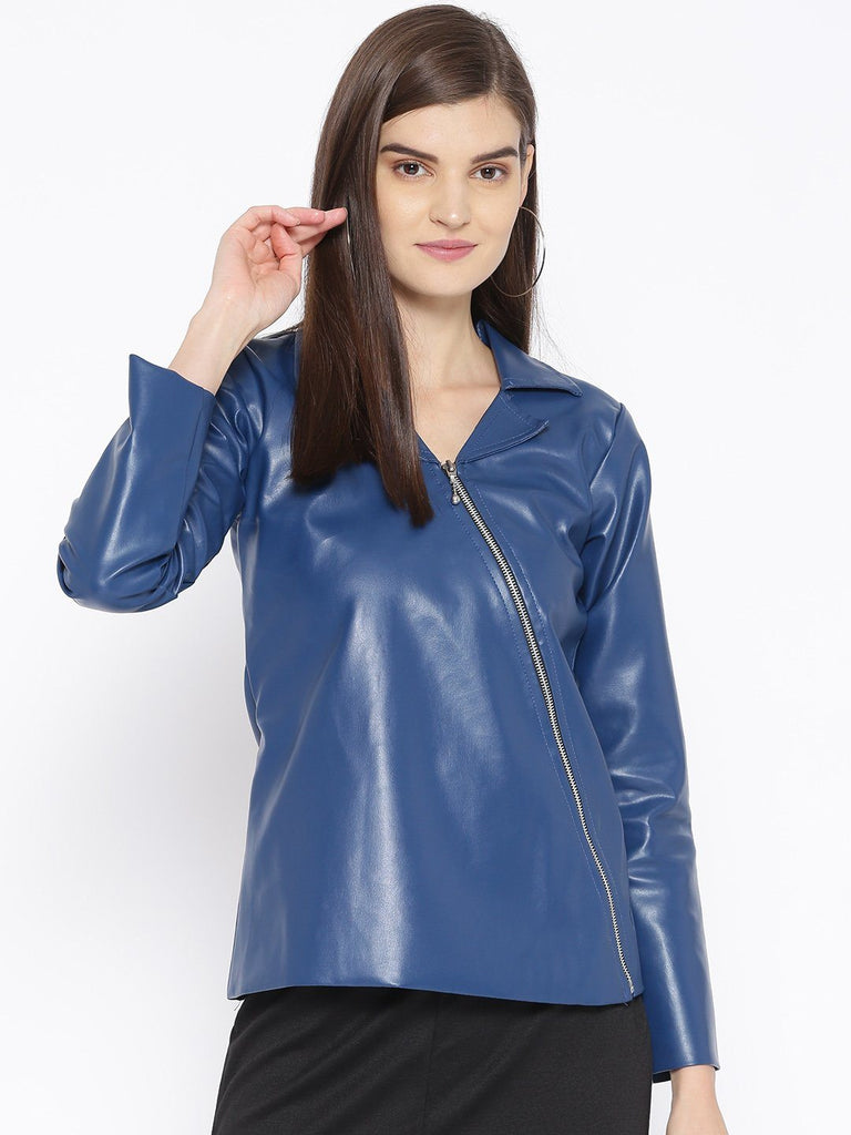 Belle Fille Full-length Blue Jacket