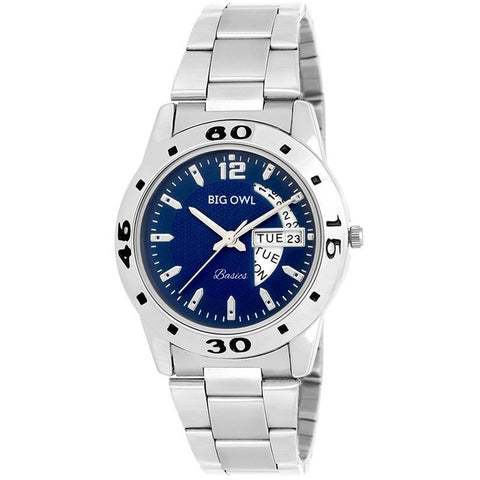 Everyday Analog Blue Dial Women's Watch