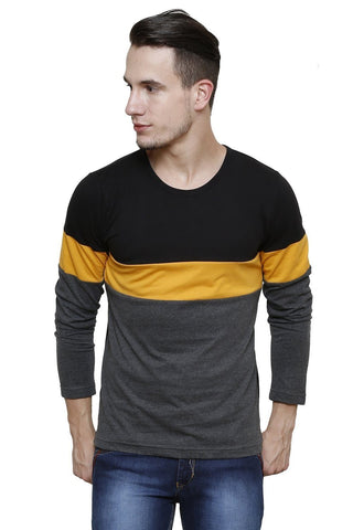 Multi color Full Sleeve T-shirt