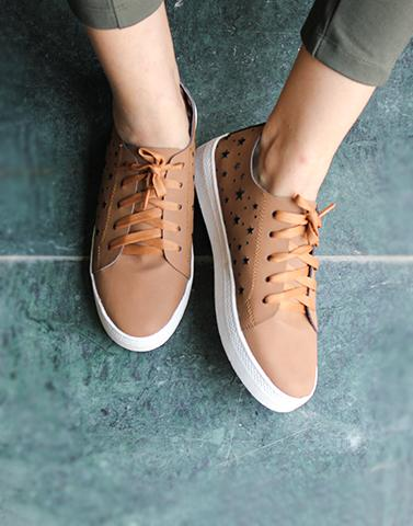 All Stars Brown Sneakers