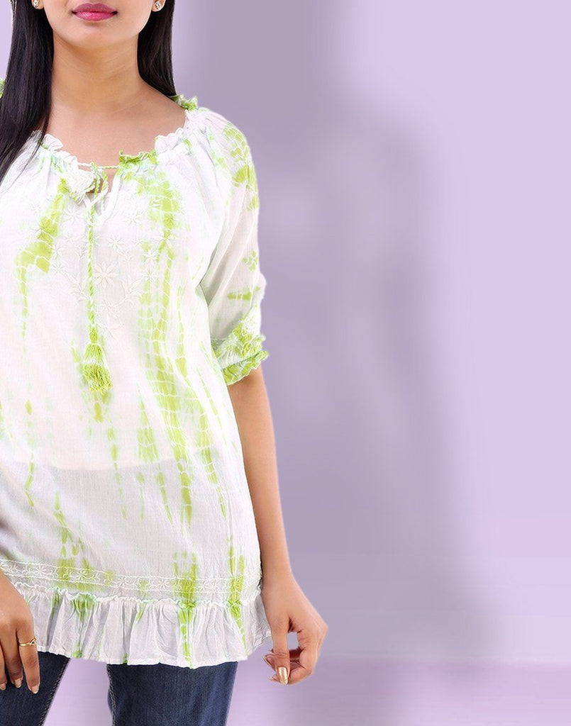 Casual Wear Funky Cotton Top