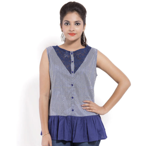 Women's Casual Wear Splendid Rayon Top
