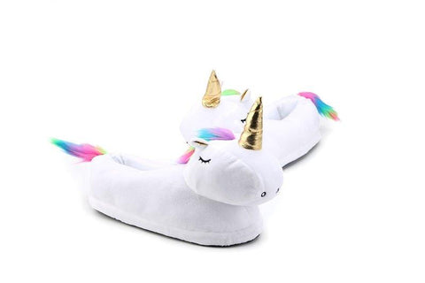 Unicorn Shoes(White)