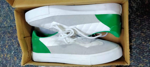 Tricolor Trendy Sneakers