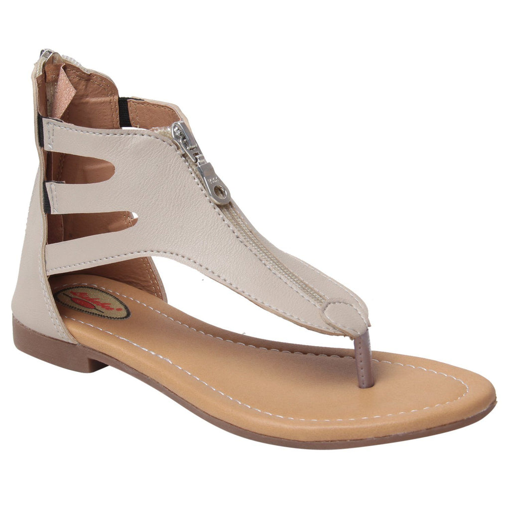 MSC Women copper Synthetic Wedge