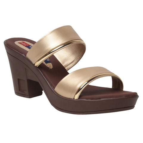 MSC Women Synthetic Copper wedges