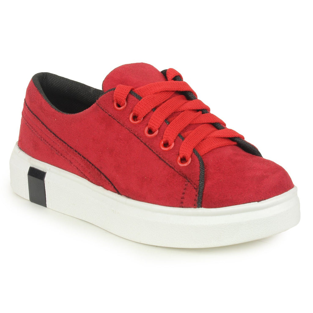 Fashion Shoe In Red