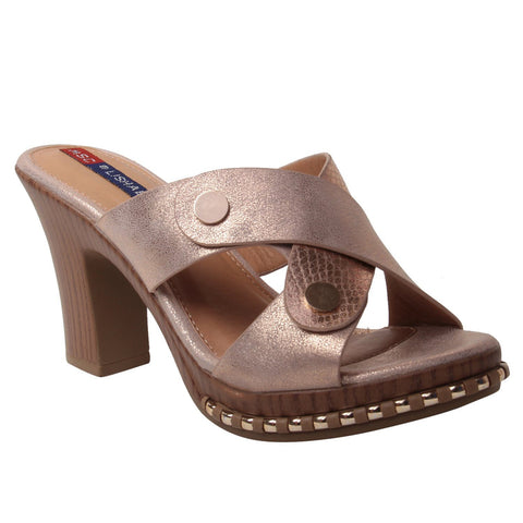 MSC Women Synthetic Gold wedges