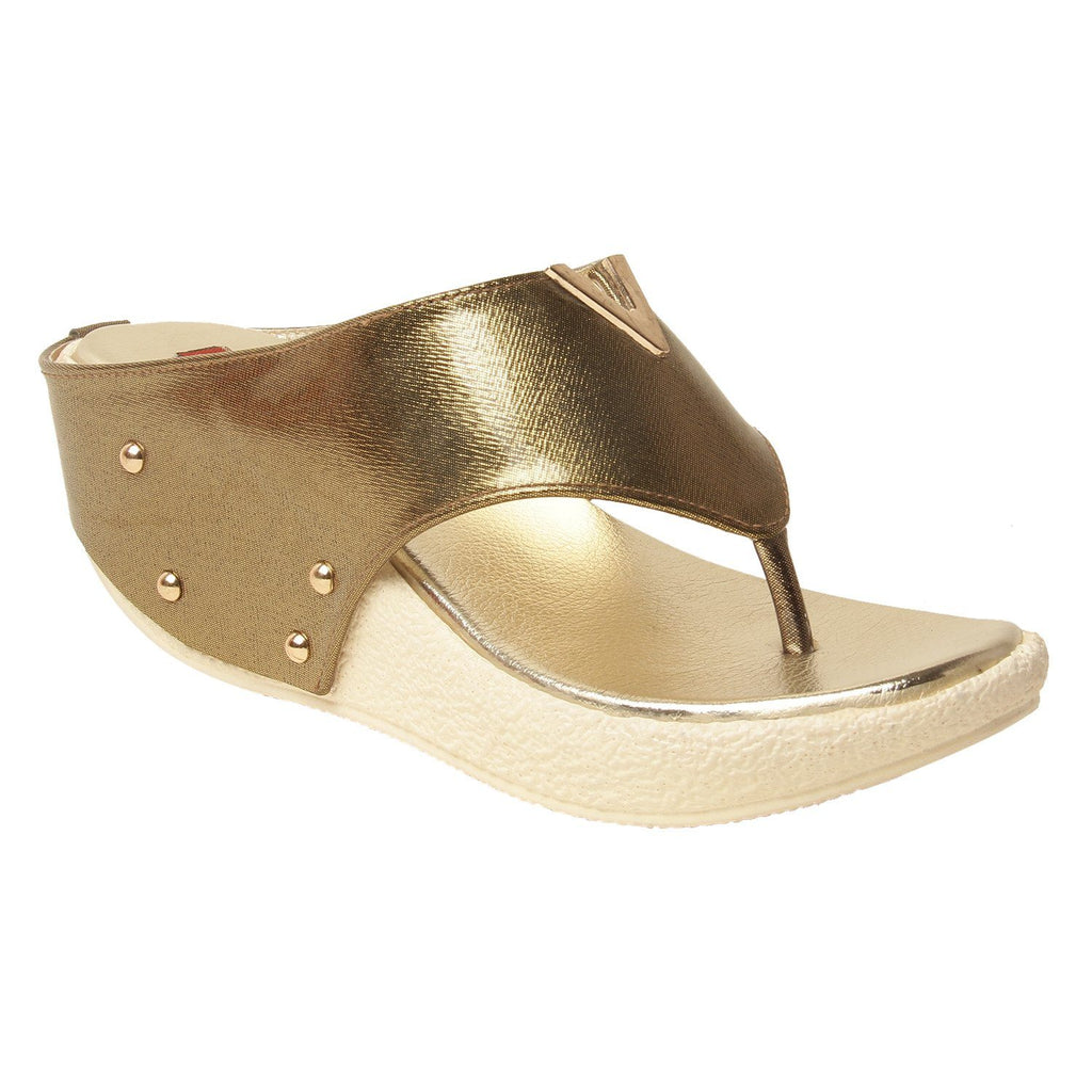 MSC Women Gery synthetic wedges