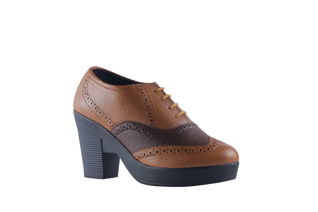 MSC Women Synthetic Formal Shoes