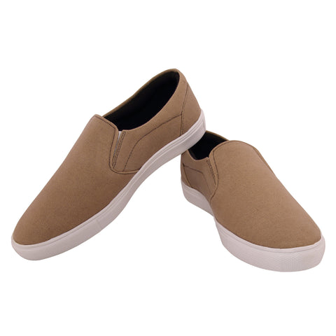 Fully Covered Beige Belly Shoe