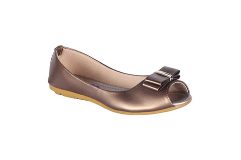 MSC Women  Synthetic Copper Belly shoe