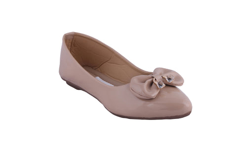 MSC Women Synthetic Cream Bellies