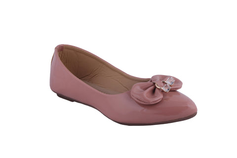 MSC Women Synthetic Pink Bellies